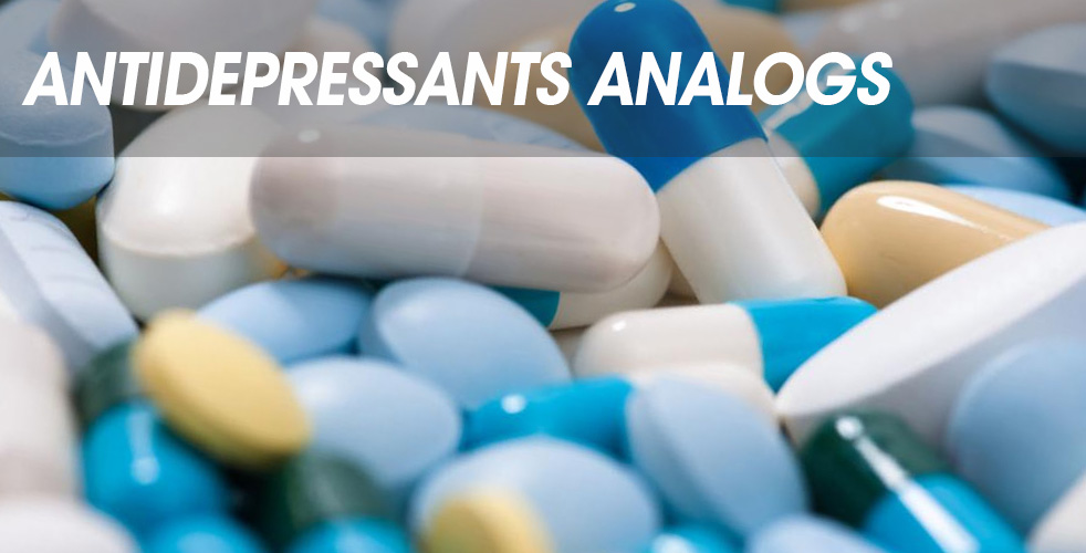 Antidepressants Analogs