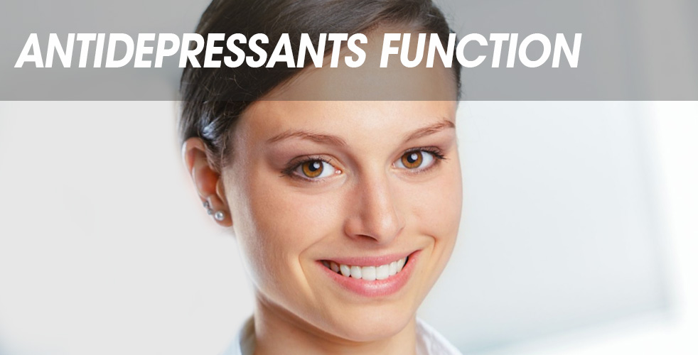Antidepressants Function