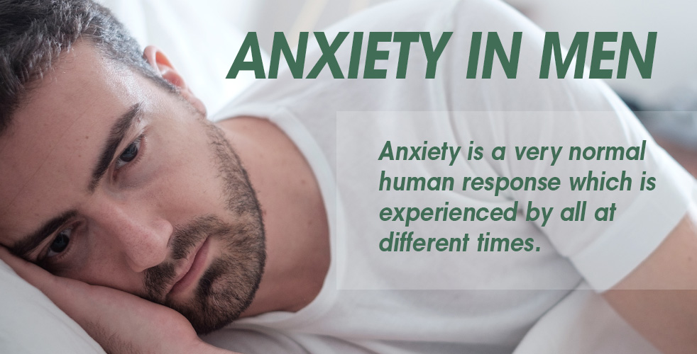 Anxiety in men