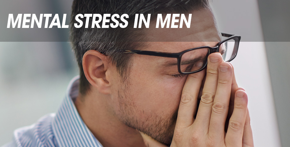 Mental Stress in Men